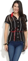 Deal Jeans Women's Striped Casual Shirt - SHTDVN9BCZPGHCC5