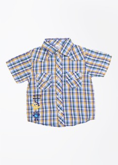 Max Checkered Casual Shirt