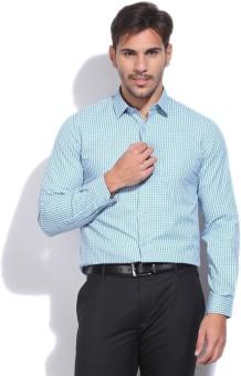 Mark Taylor Men's Formal Shirt