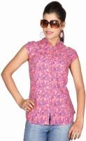 Moksh Women's Floral Print Casual Shirt - SHTDX93WXK2CQZZR