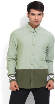 Adidas Originals Men's Solid Casual Shirt