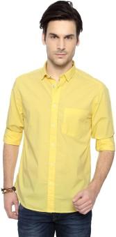 Byford By Pantaloons Men's Solid Formal Shirt - SHTEA8GNX29732VA