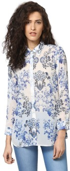 Love From India Women's Floral Print Casual Shirt - SHTE7T4YWHD4GXXP