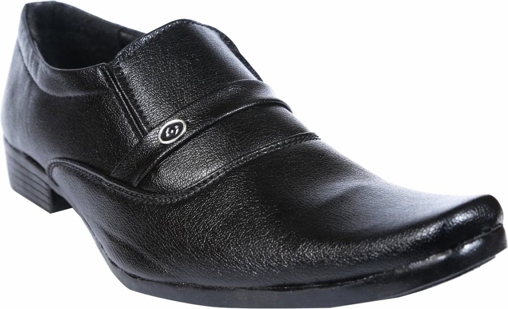 Monk Slip On Shoes