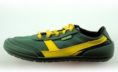 Newfeel Many Casual Sports Shoes for Boys,Girls(Green, yellow)