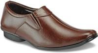 Yepme Men - Brown Slip On Shoes