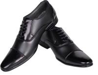 Azzaro Black Brut Lace Up Shoes