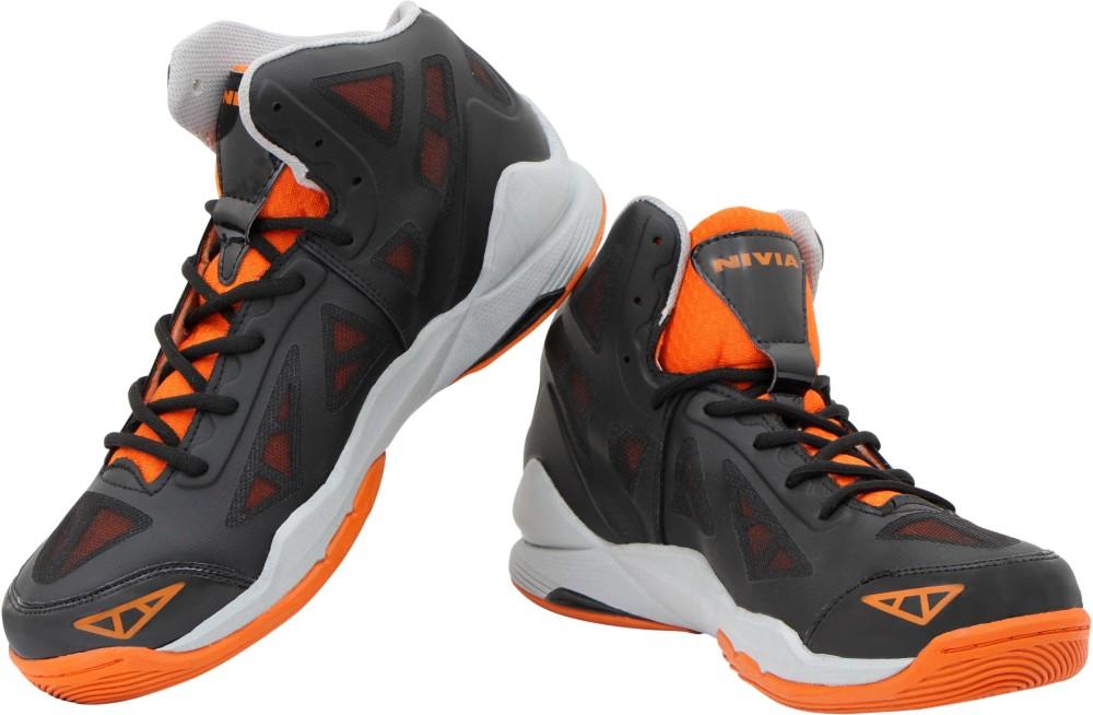 Nivia Typhoon Basketball Shoes