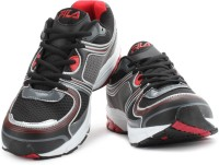 Fila Running Shoes Black, Grey, Red