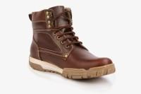 Bacca Bucci Beatmania Men Brown Boots