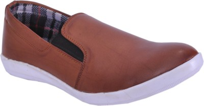 Kintl Brown Foam Casual Shoes