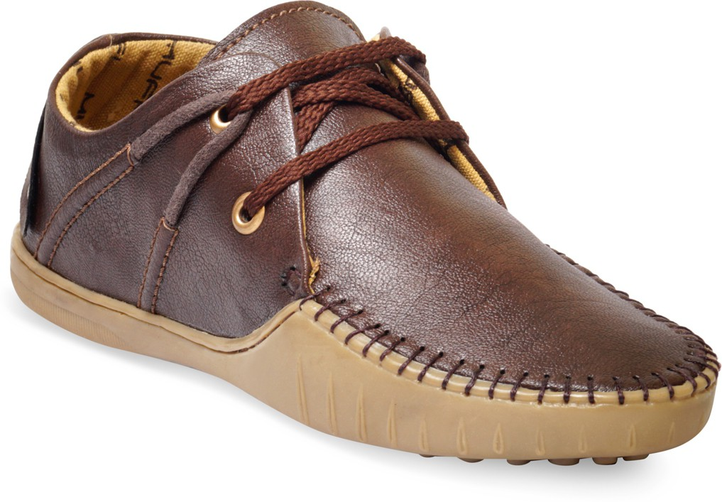 ADYBird Trendy Raw Umber Casual Shoes