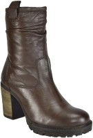 Valentino Valentino Women Causal Boots Boots Brown
