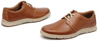 Clarks Milloy Vibe Tan Casual Shoes: Shoe
