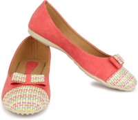 Naisha Bellies Shoe Pink