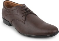 Metrogue Mens Corporate Casuals Lace Up Shoes