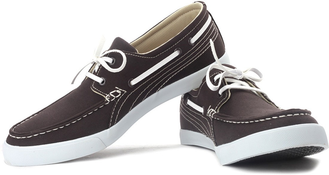 Puma Yacht CVS DP Boat Shoes