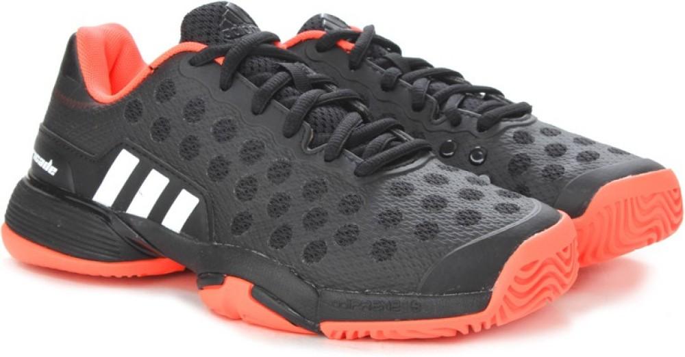 Adidas BARRICADE 9 XJ Tennis Black