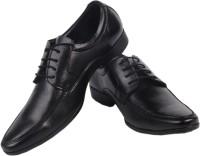 Trackland Ginorosa1500 Black Formal Lace Up Shoes