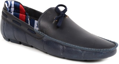3569faa67 55% OFF on Golden Sparrow Blue Funky Loafers on Flipkart ...
