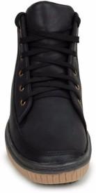 M-Toes M- Toes MT1012 Black Men Casual Shoes
