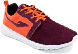Devee Air-Hoshe Maroon Running Shoes