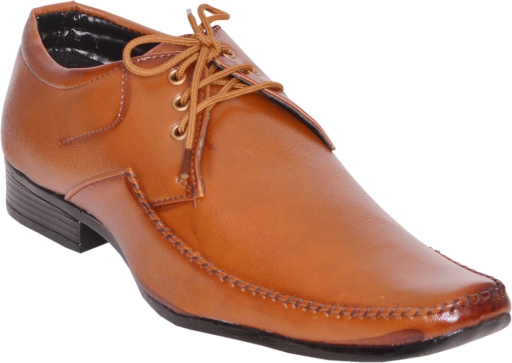 Sukun Lace Up Shoes