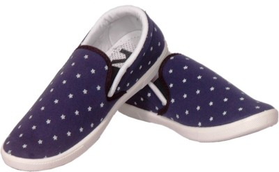 Limerence Roger Cotton Canvas Shoes
