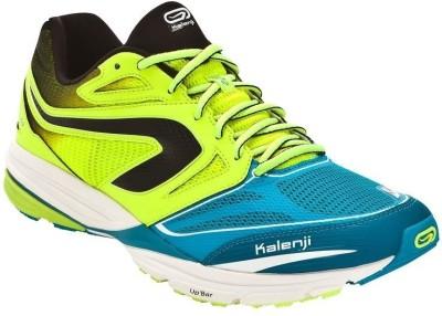 c1b9e23f701 Buy Kalenji Kiprun Mens Blue Yellow Running Shoes on Flipkart ...