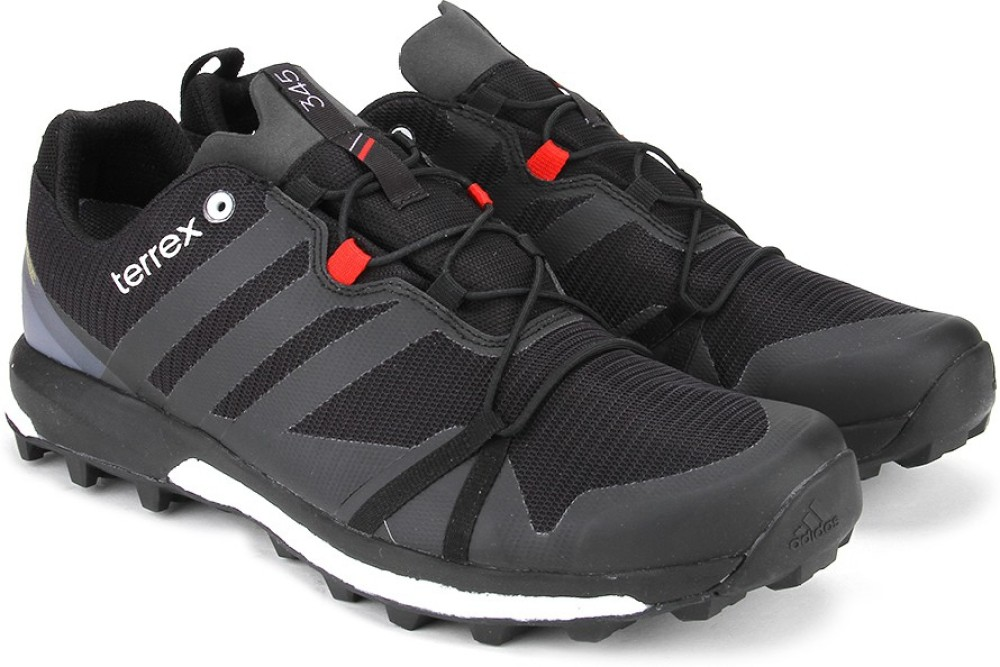 Adidas TERREX AGRAVIC GTX Men Outdoor Shoes Black