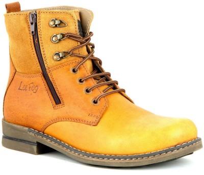 Lee Fog Nazi Tan Boots