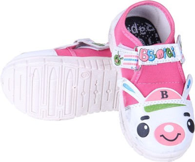 Rapid Pink Baby shoes Casual Shoes