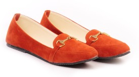 TEN Decent Orange Loafers