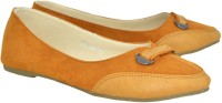 Blue Parrot 5100 Tan Closed Toe Belly