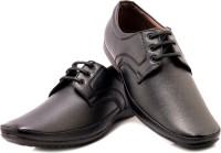 Imcolus Black Chief Lace Up Shoes Black