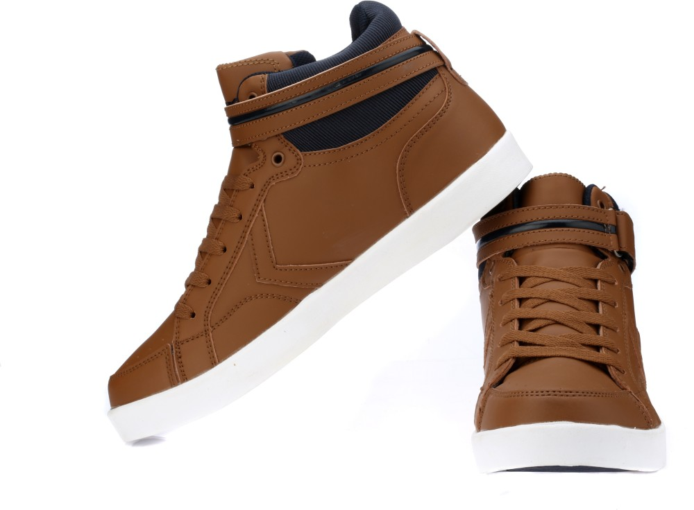 Sparx Sneakers Tan