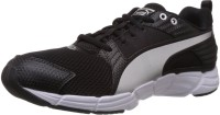 Puma Synthesis Running Shoes Black, Silver