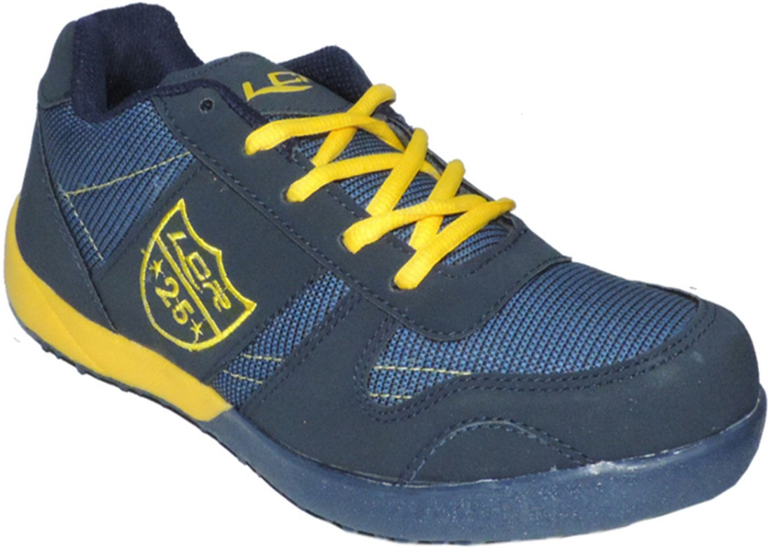 Lancer Denmarknavyylw Casual Shoes
