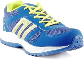 DK Derby Kohinoor Blue Sports Walking Shoes