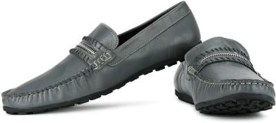 Famozi Famozi Loafers (Grey)