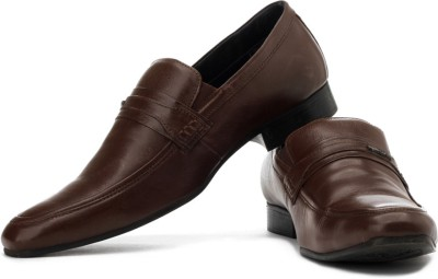 gas birmingham genuine leather slip on shoes available at