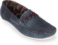 2B Collection Boys-Casual-Blue Loafers