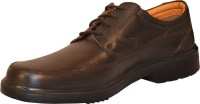 TSF 1393 BROWN LEATHER SHOE FOR MEN