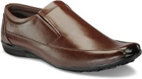 Yepme Men-Brown Slip On Shoes