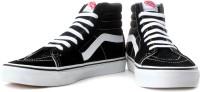 Vans Sk8-Hi Canvas Shoes: Shoe