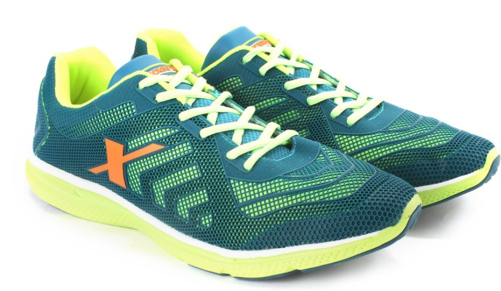 Sparx SUBLITE XT CUSHION GRFTMT Men Running Shoes Blue Green
