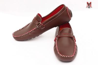 Marco Tonino 1058-41 Coffee Loafers