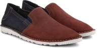 U.S. Polo Assn. Loafers Maroon, Navy