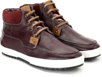 U.S. Polo Assn. Boots Brown