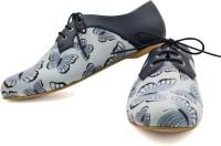 Rhythm & Shoes Olga Navy Casuals Navy, Blue